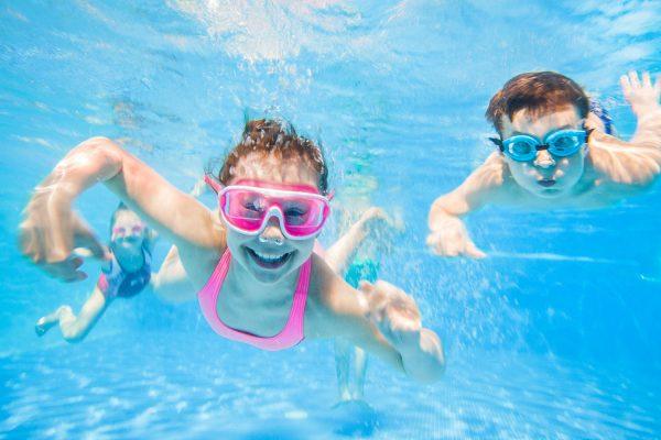 Schwimmkurse für Kinder gefördert